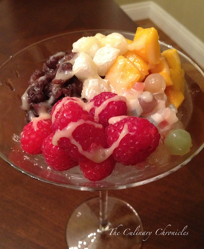 Patbingsu - Shaved Ice