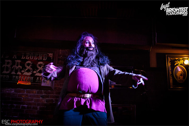 Harry Potter Burlesque