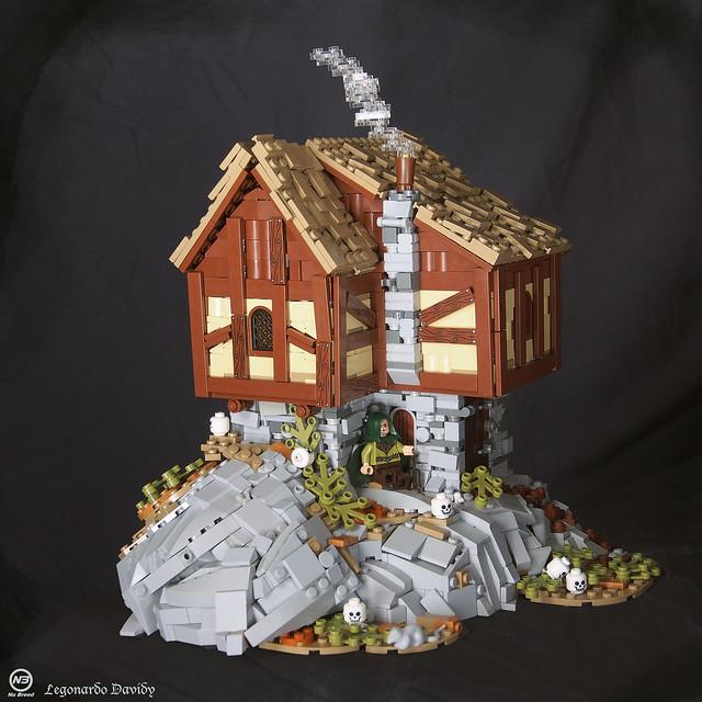 Druids cottage