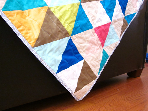 Triangle Quilt 3