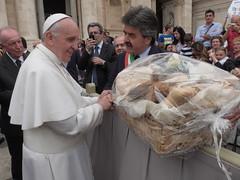Papa Francesco e Marchetti