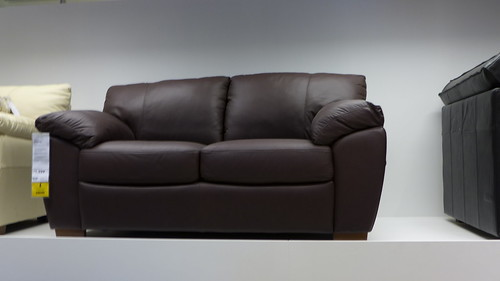 VLETA leather sofa
