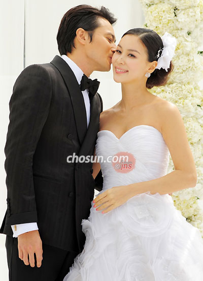 KOREAN ACTORS MARRIED (1)