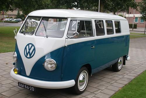 AM-86-20 Volkswagen Transporter kombi 1960