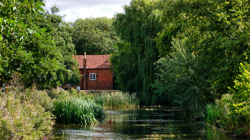 The Watermill, Sleaford