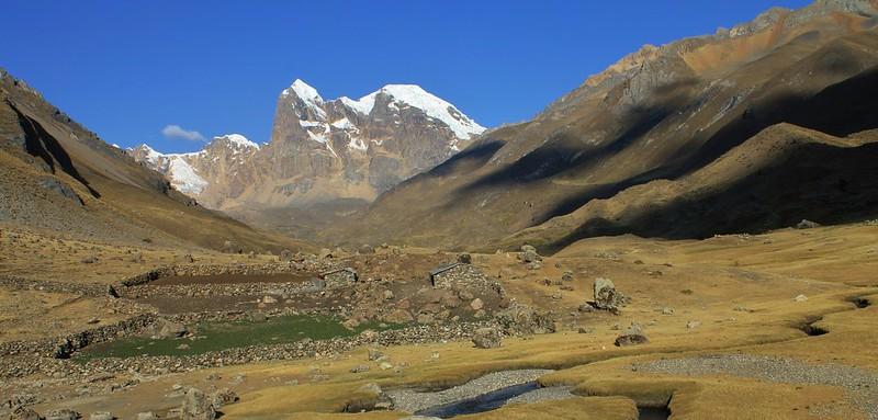 Choza in Quebrada Huanacpatay