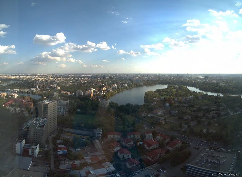 Bucureștiul văzut de sus