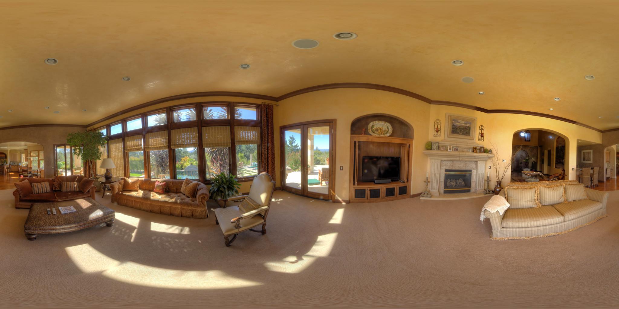 Mansion in Fountain Grove, California