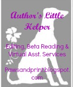 Paws & Print Author's Little Helper