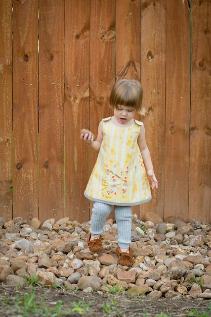 serena baby dress