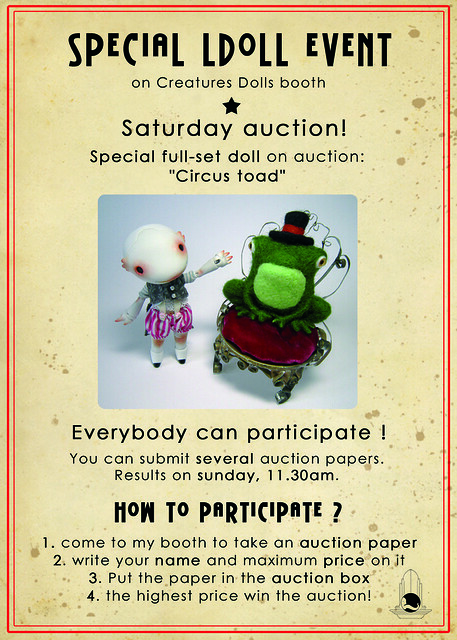 Special Ldoll event !!