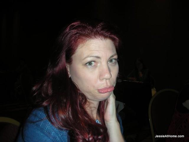 Lorene-pouting