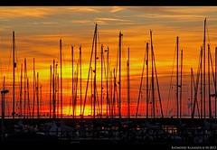 sunset 6-10-2013