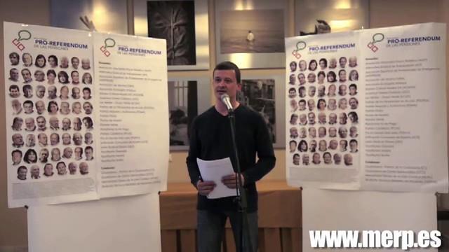 20130601.Presentación Mesa Honorífica MERP