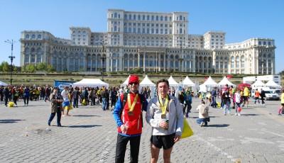 Jak se běhá po zemětřesení. Maratonul Internaţional Bucureşt
