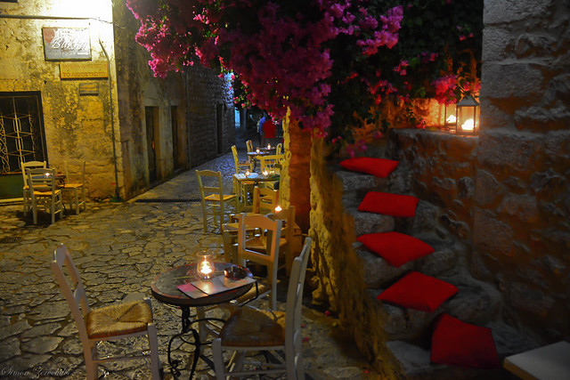 Areopoli, Greece.