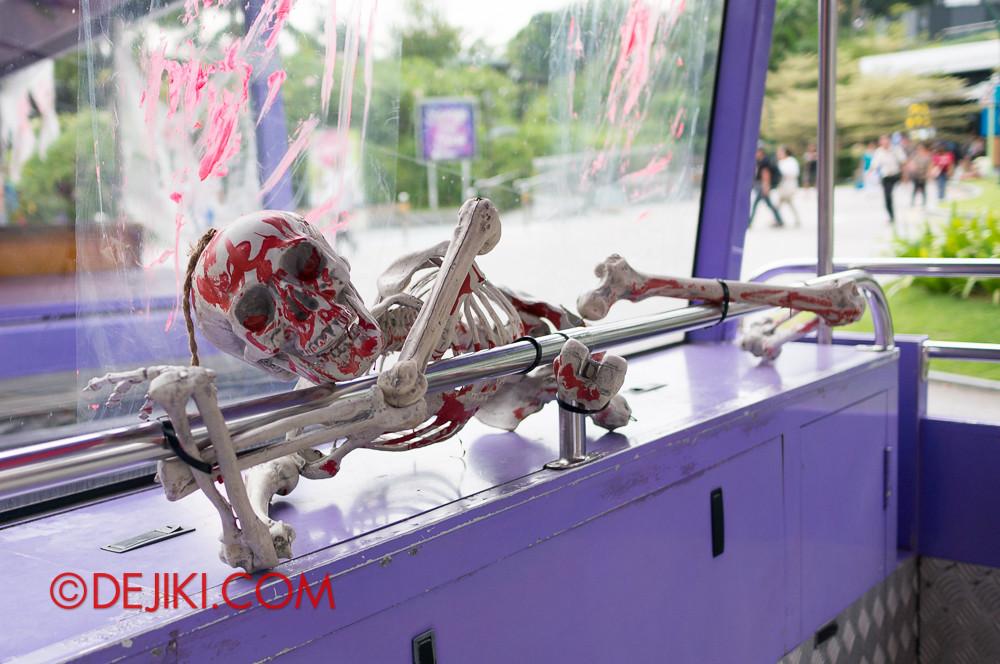 Sentosa Spooktacular 2013 - Terror Tram