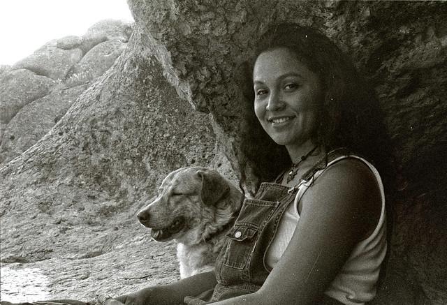 Oscar and Celia en La Bufa; Guanajuato, Mexico (2002)