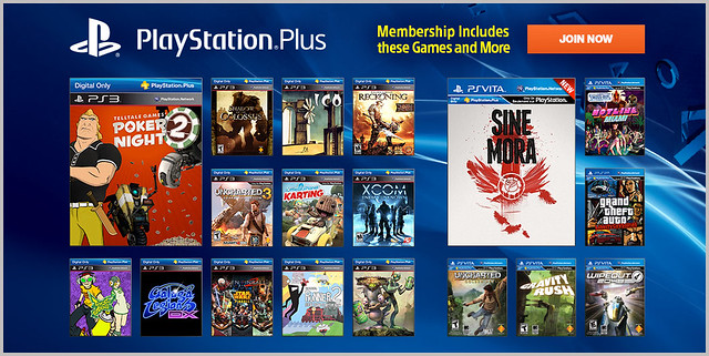 PlayStation Plus Update 10-29-2013