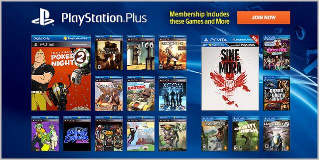 PlayStation Plus Update 10-29-2013