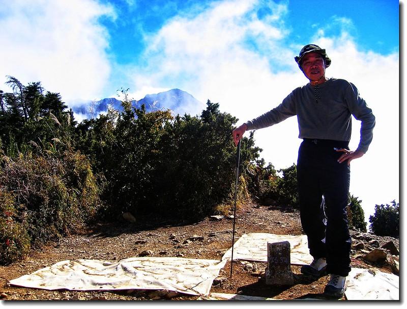 庫哈諾辛山頂