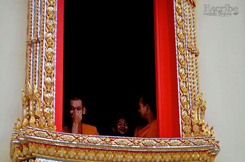 Ordenación monje budista6