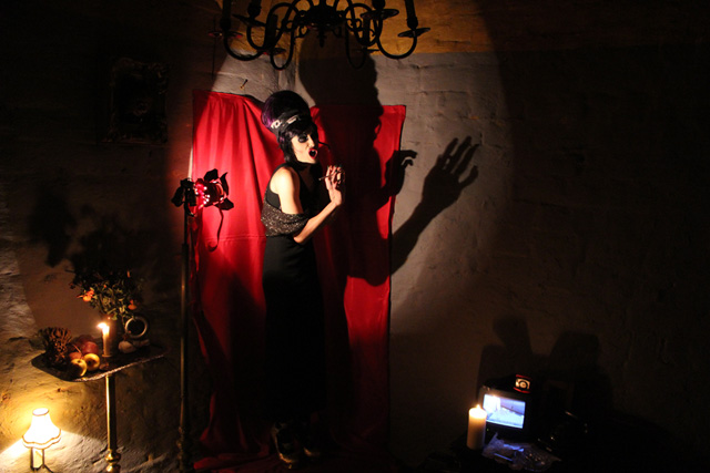 House of Haunted Hearts – Fotos Teil 1: Das Haunted House