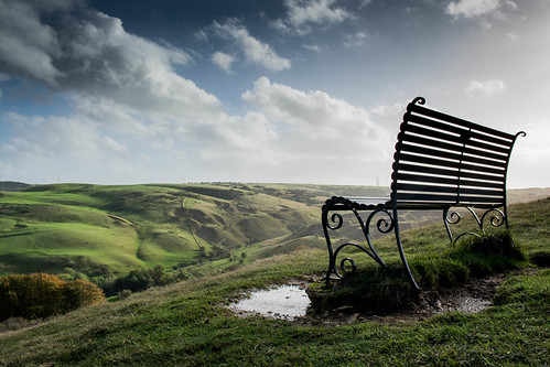 Bench over Cleeve 1