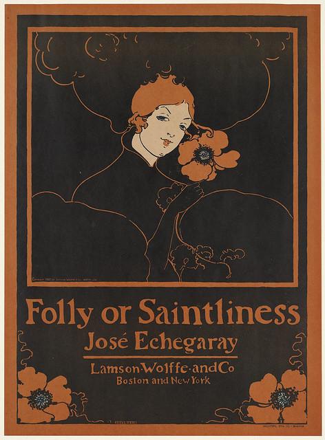 Header of saintliness
