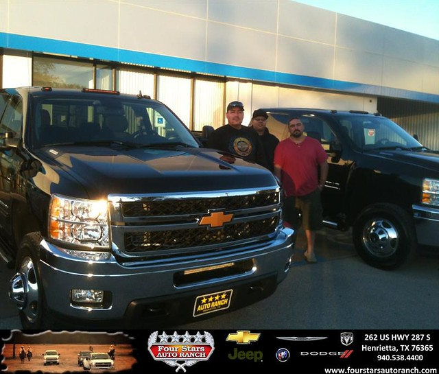 thank you to high desert recovery on your new 2013 chevrolet silverado 3500hd from gene. Black Bedroom Furniture Sets. Home Design Ideas