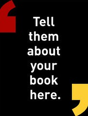 tell them about your book