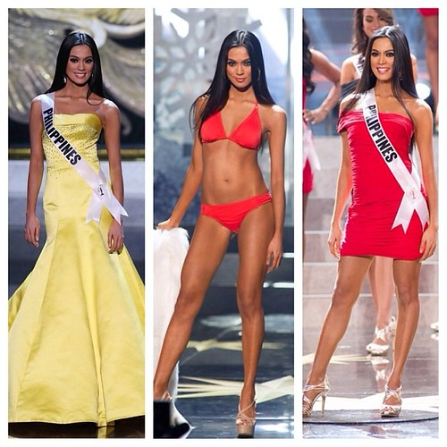 3rd runner-up Miss Philippines: Ariella Arida #missuniverse2013 in #moscow #russia #beautypageant #ariba #aribariella #missphilippines #crown #eveninggown #swimsuit #sexy #elegant
