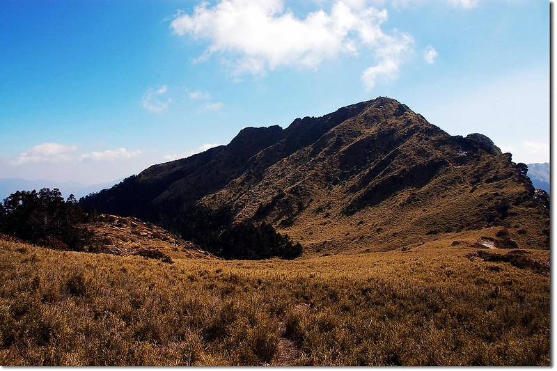干卓萬山(西面) 6