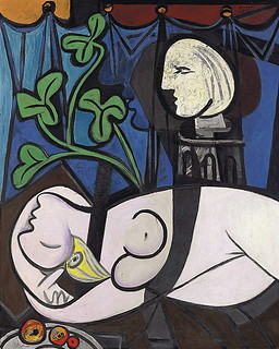 Picasso, Pablo (1881-1973) - 1932 Nude, Green Leaves and Bust (Christie's New York, 2010)