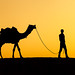 Sunset @ Jaisalmer by bmahesh