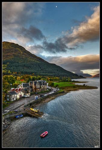 autumn sky landscape photography scotland nikon europe