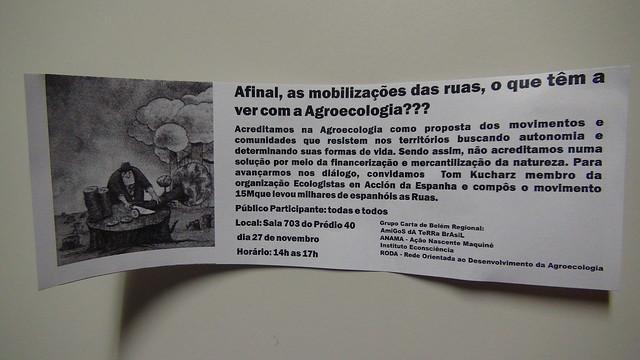 Congresso de Agroecologia