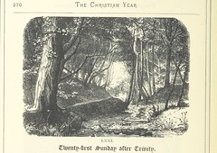 "British Library digitised image from page 284 of ""The Christian Year, etc"""