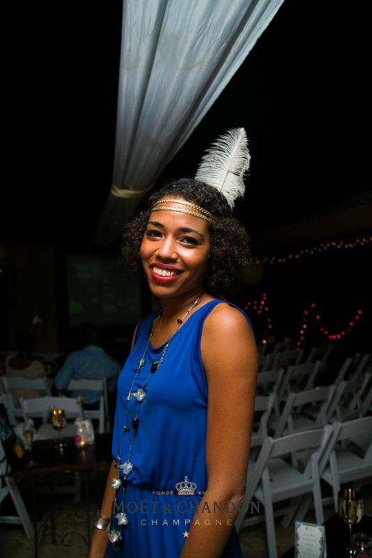 Frances Quarcoopome of Jam Jar Events
