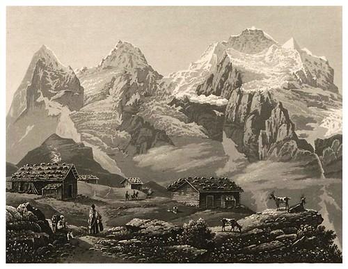007-Wengernalp-Cinquante vues pittoresques de la Suisse… -Vía e-rara