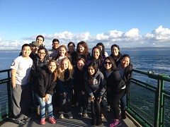 Sea Mar's Community HealthCorps 2013 Annual Fall Retreat