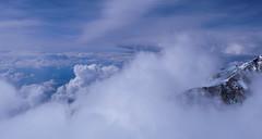 W drodze do High Camp 17000ft (5600m)