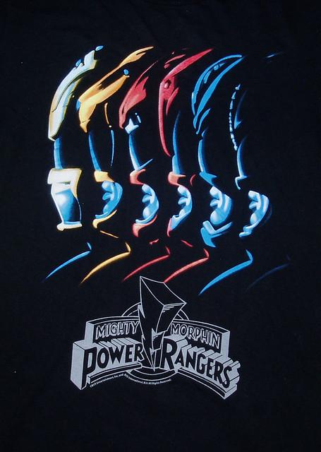 Mighty Morphin Power Rangers - Movie Logo | Flickr - Photo ...
