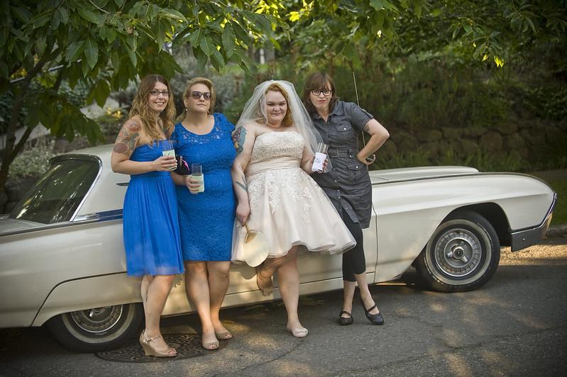 Abby Amp Steve S Heartfelt Friend Powered Wedding