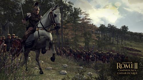 Rome II - Caesar in Gaul