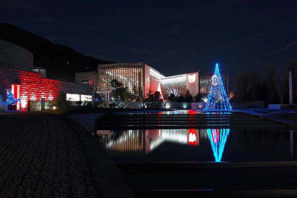 「聖地のクリスマス」 in 淡路夢舞台 2013