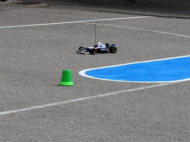 Tamiya Williams Renault FW18   Flickr - Photo Sharing!