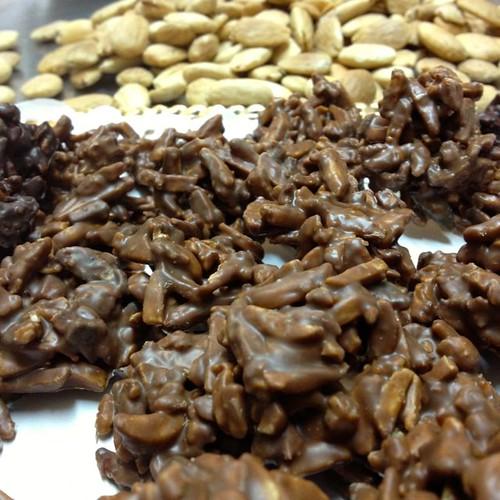 Almendra Marcona y Chocolate