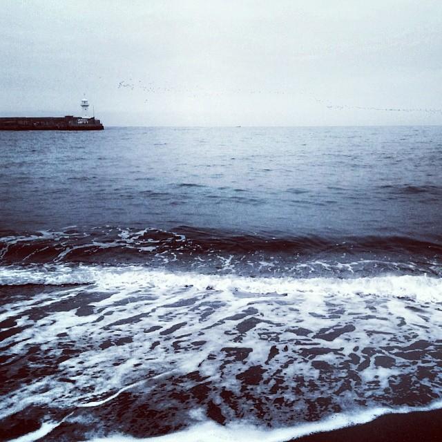 Зима. Море. Ялта.