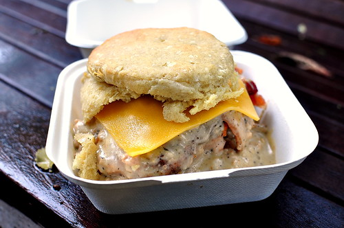 Pine State Biscuits - Portland State University Farmers' Market - Portland